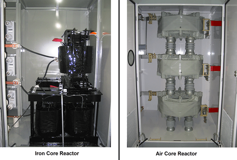 Air Core vs. Iron Core Reactors