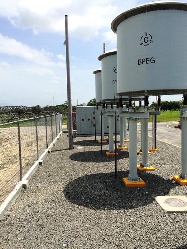 Seismic Certification of Capacitor Equipment